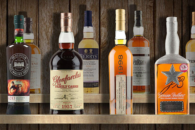 New arrivals at Abbey Whisky online whisky shop. We also stock Gin & Rum.