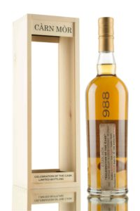 North British 28 Year Old - 1988 / Cask 34443 / Càrn Mòr