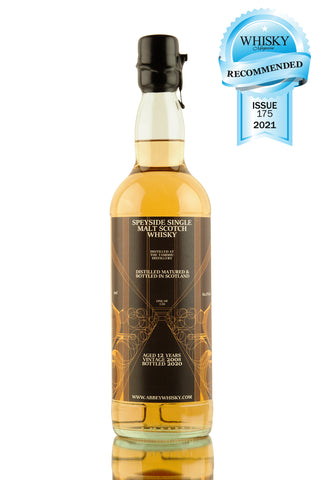 Tamdhu 12 Year Old AW Exclusive - Recommended Award Whisky Magazine