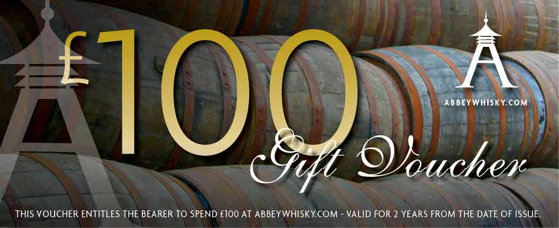 Abbey Whisky Online Gift Voucher