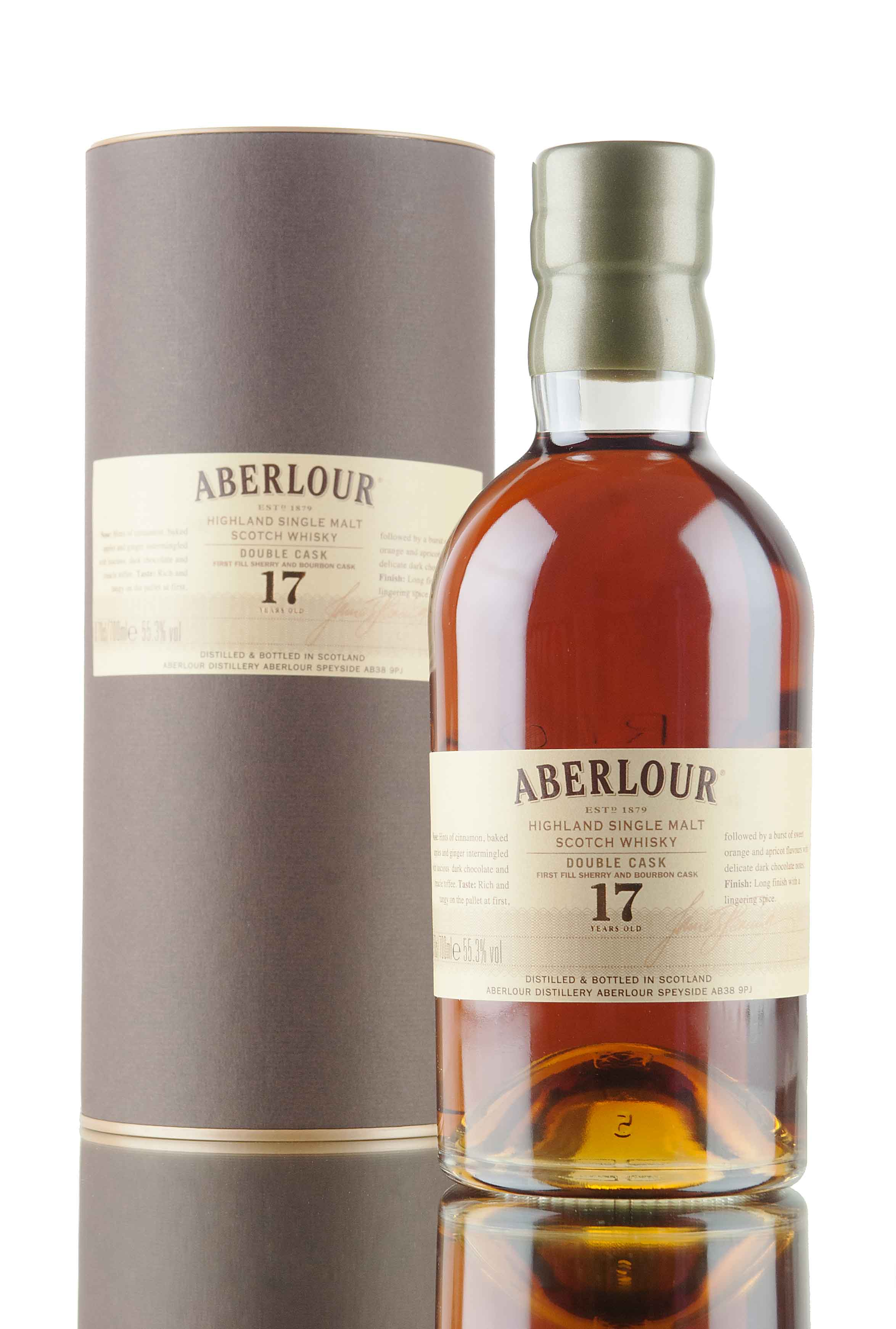 Aberlour 17 Year Old Double Cask - Distillery Exclusive