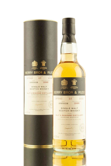 Allt-à-Bhainne 23 Year Old - 1996 | Cask 187540 | Berry Bros & Rudd | Abbey Whisky