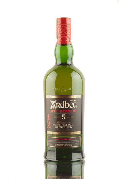 Ardbeg Wee Beastie - 5 Year Old | Islay Whisky | Abbey Whisky