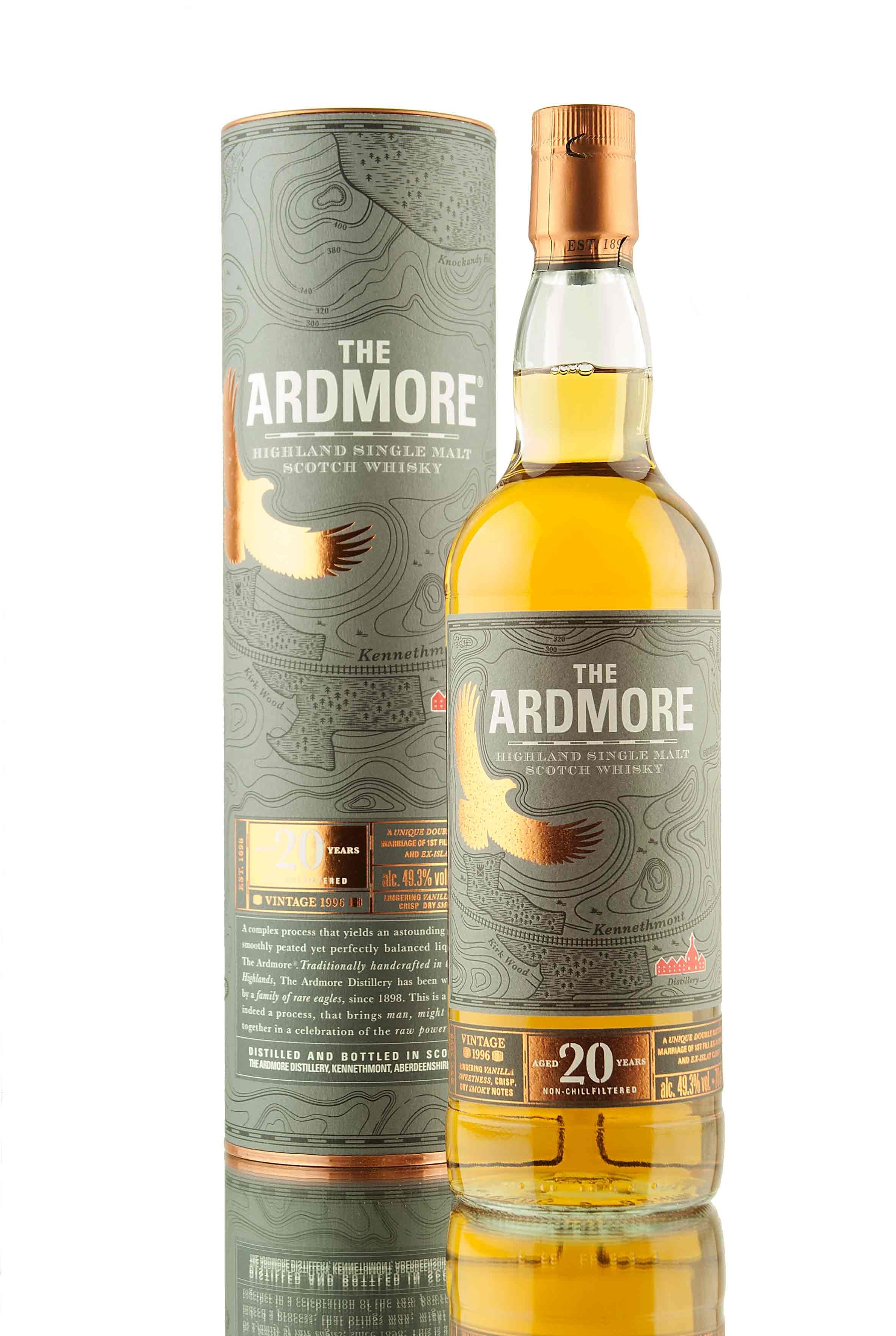 Ardmore 20 Year Old - 1996