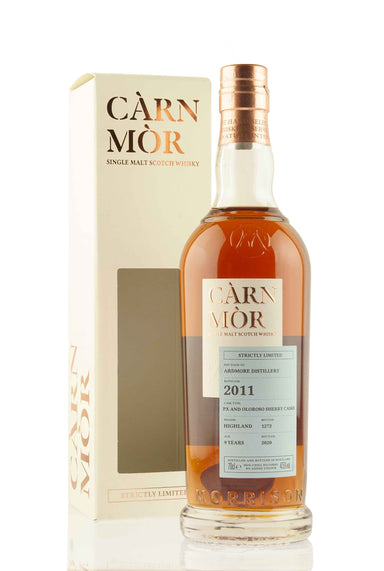 Ardmore 9 Year Old - 2011 | Càrn Mòr Strictly Limited | Abbey Whisky