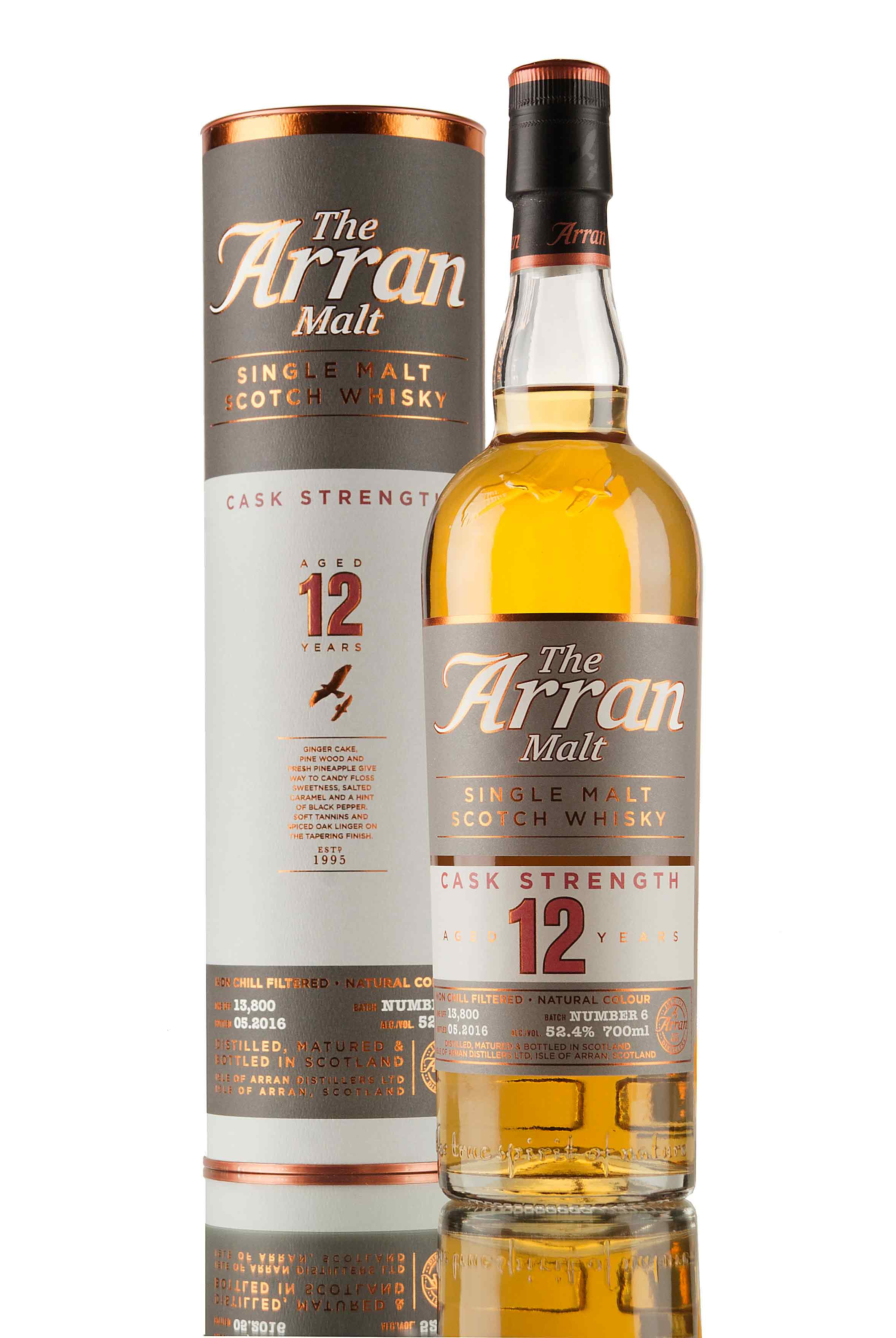 Arran 12 Year Old Cask Strength Batch 6