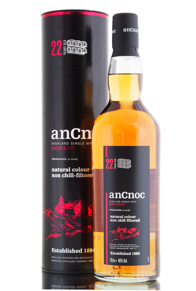 An Cnoc 22 Year Old (Knockdhu)