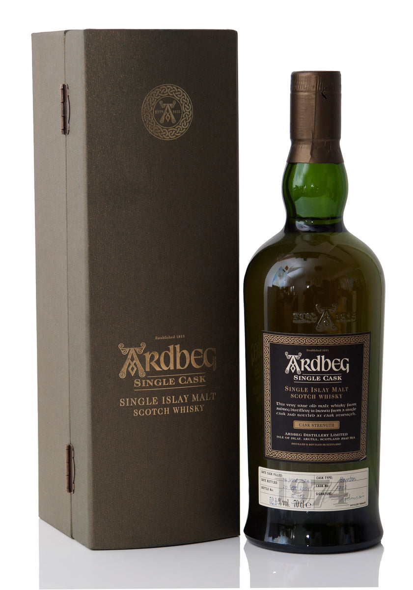 Ardbeg 1974 / Single Cask 2752 / 31 Year Old