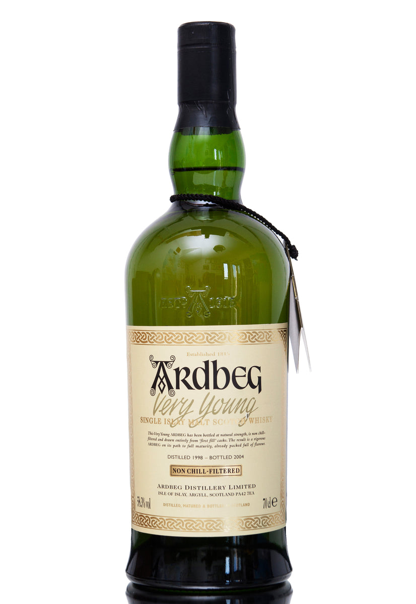 Ardbeg 1997 'Very Young' Committee Approved