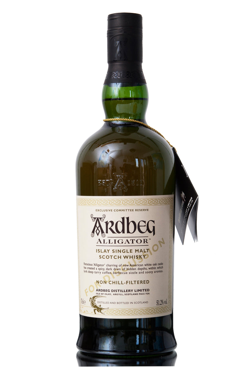 Ardbeg Alligator / For Discussion / Committee
