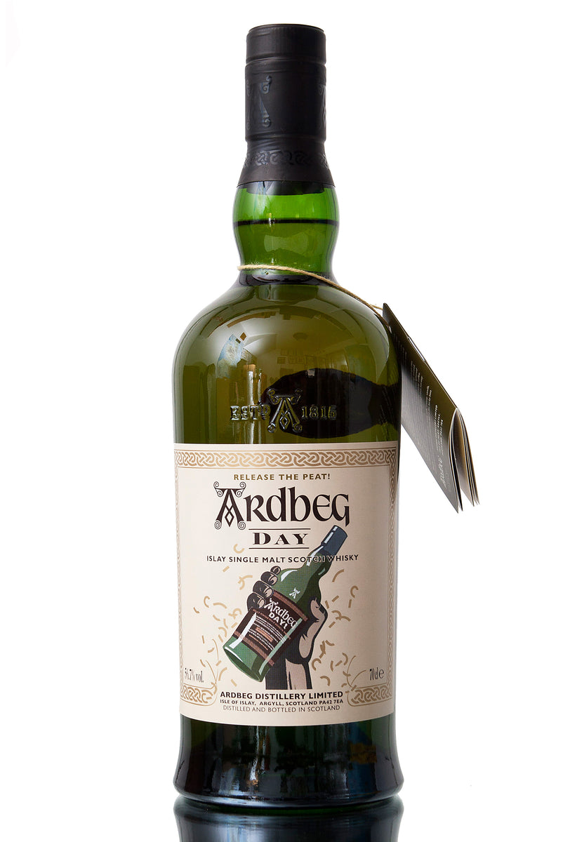 Ardbeg Day Whisky / Feis Ile 2012 / Signed