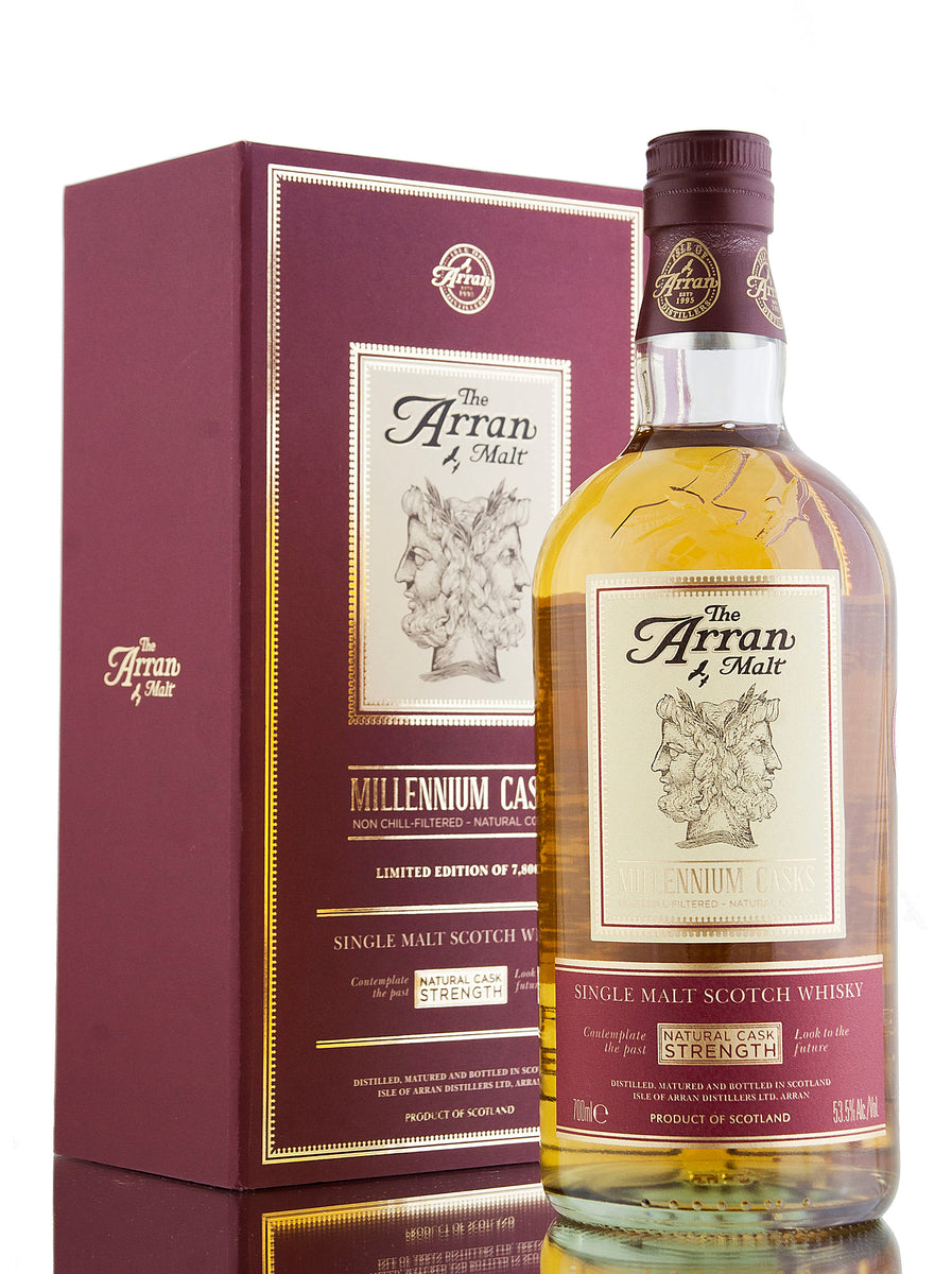 Arran Millennium Casks / Cask Strength Whisky