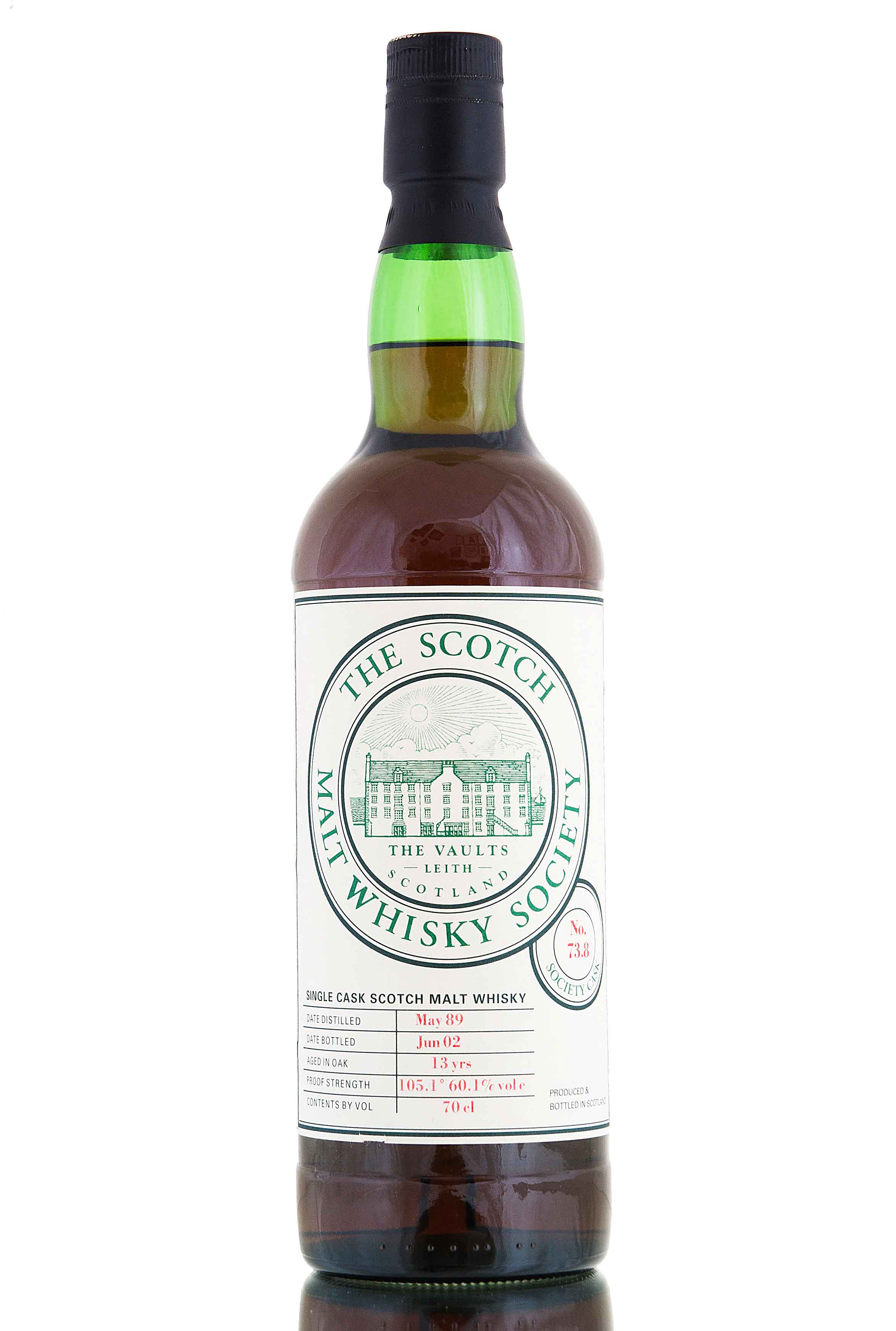 Aultmore 13 Year Old / 1989 / SMWS 73.8