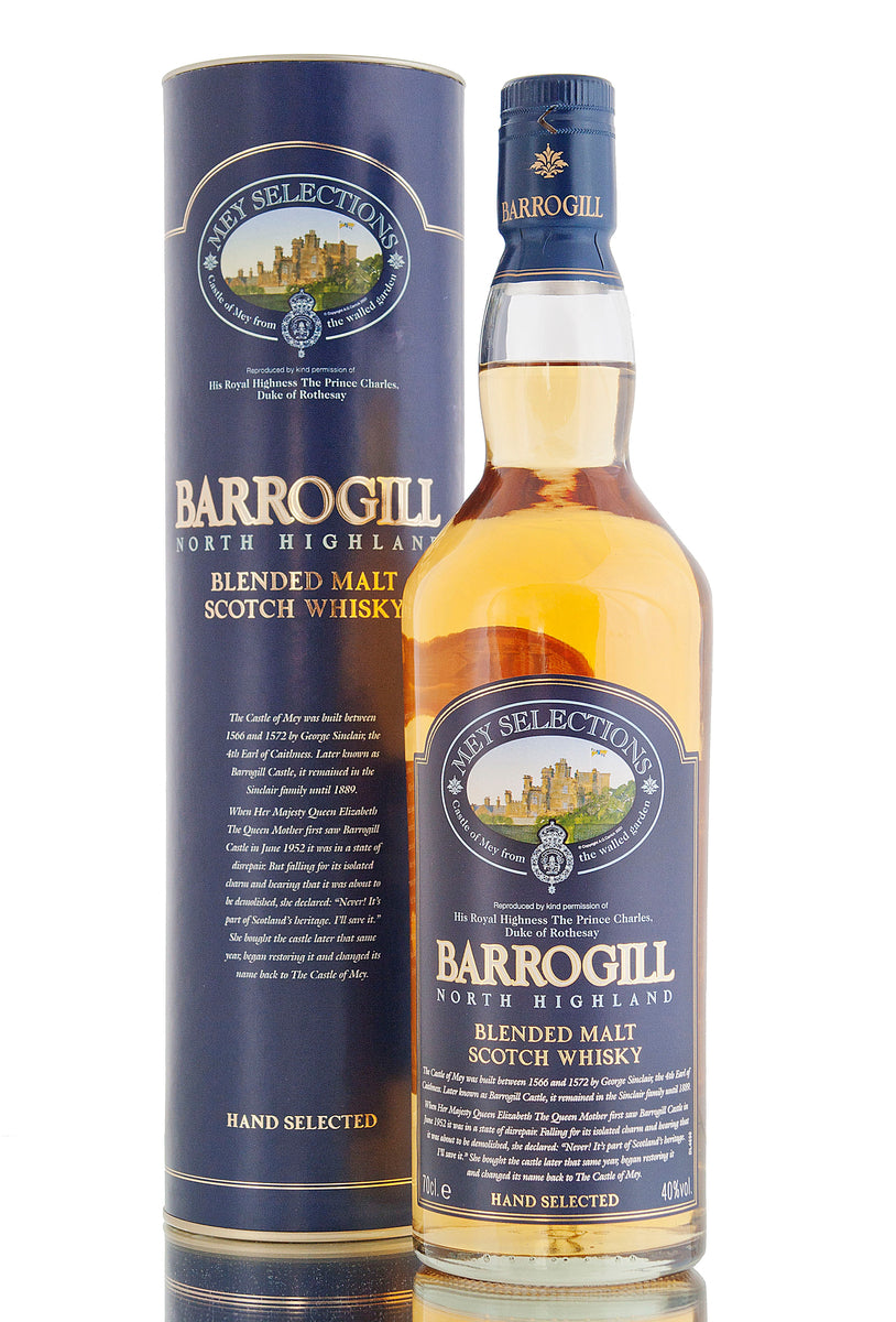 Barrogill Blended Highland Malt Whisky