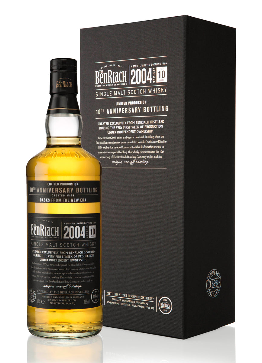 BenRiach 10th Anniversary Bottling - 10 Year Old