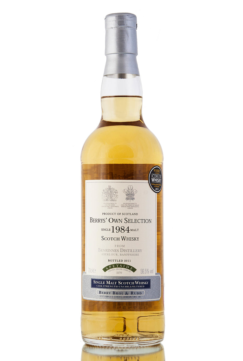 Benrinnes 1984 / Single Cask #2270