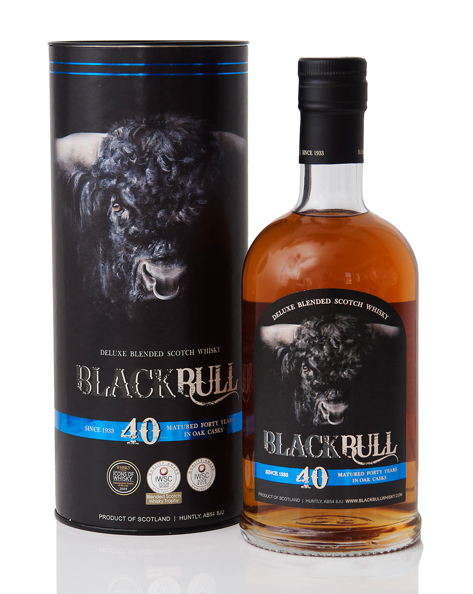 Black Bull 40 Year Old / Duncan Taylor