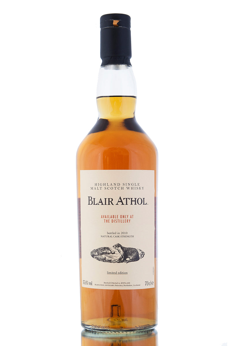Blair Athol / Distillery Only 2010 / Limited Edition