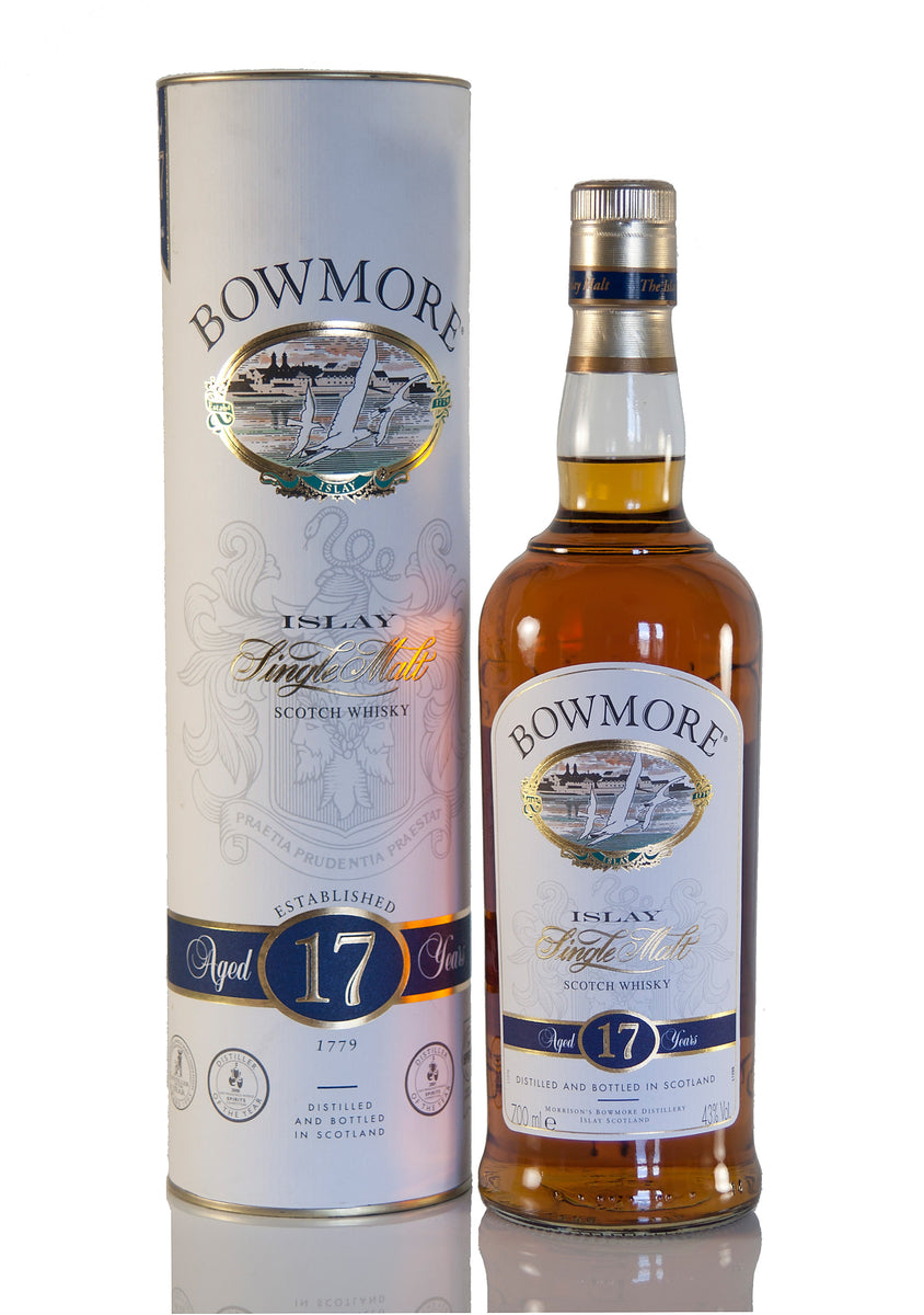 Bowmore 17 Year Old / Old Presentation