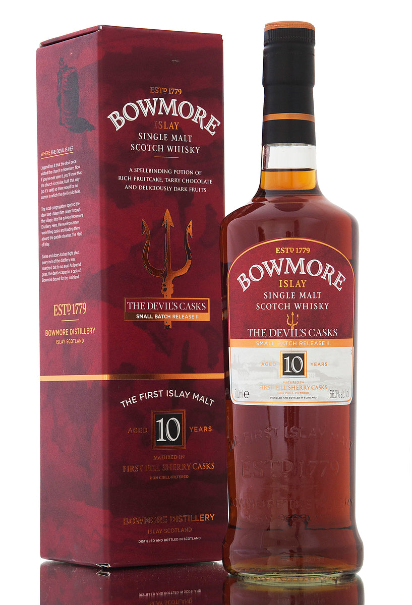 Bowmore The Devil's Cask II / Small Batch Release