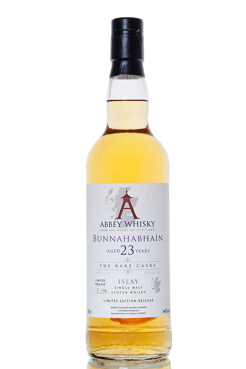 Bunnahabhain 23 Year Old / The Rare Casks / Release 2