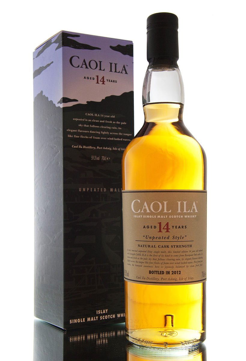 Caol Ila 14 Year Old / 2012 Release