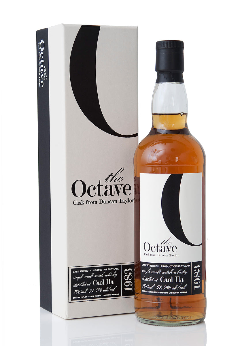 Caol Ila 28 Year Old / 1983 / Octave