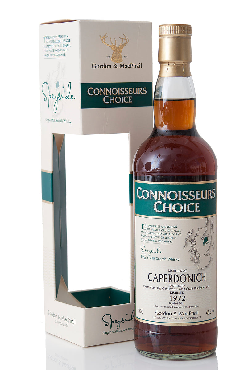 Caperdonich 1972 / Connoisseurs Choice / Bot 2011