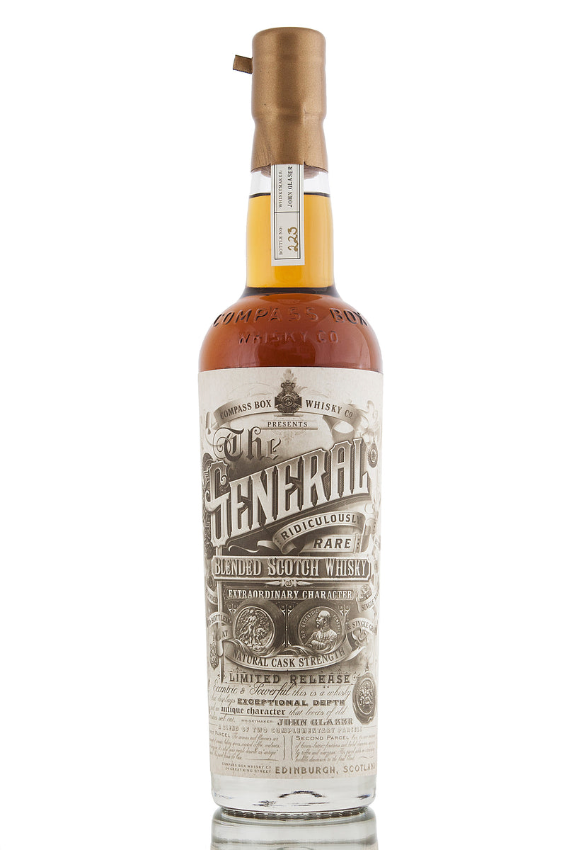 Compass Box The General / Blended Scotch Whisky