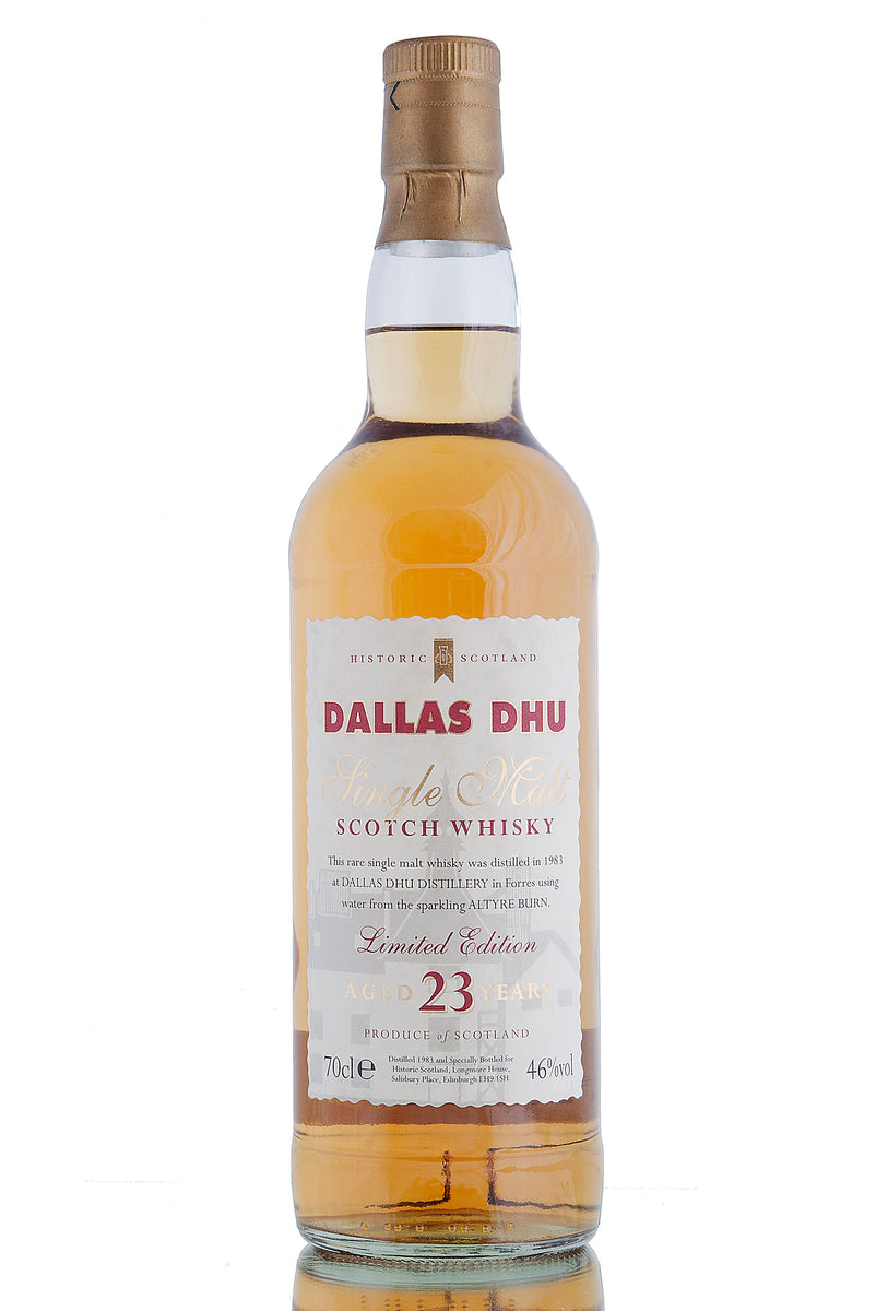Dallas Dhu, Limited Edition, 23 Year Old