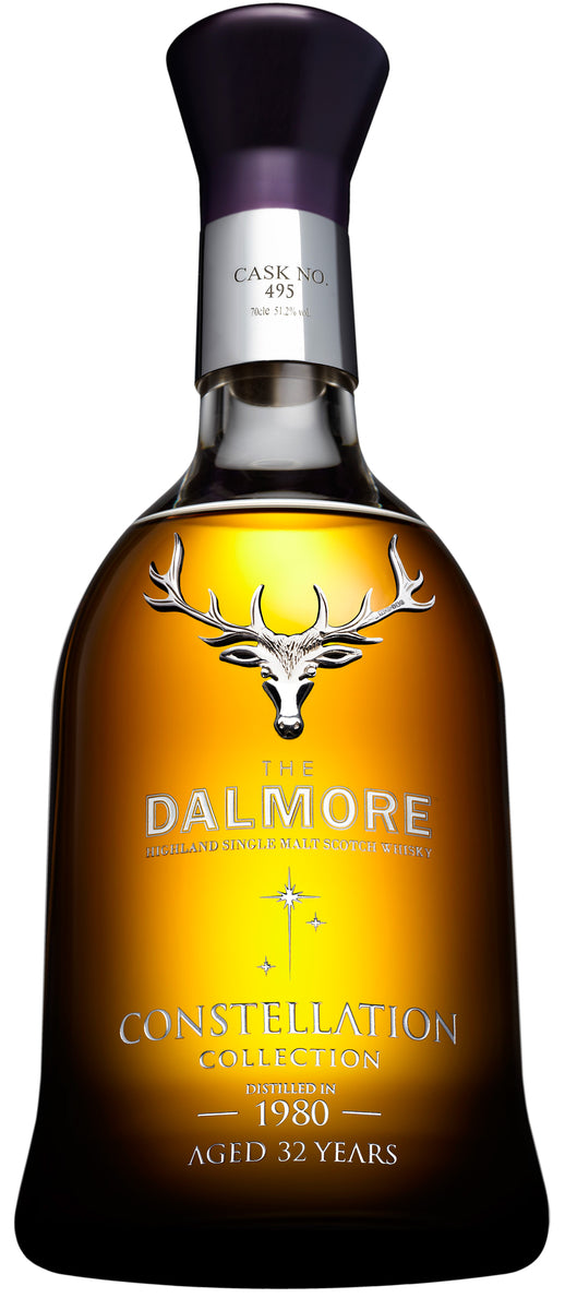Dalmore 1980 / Constellation Collection / Cask #495