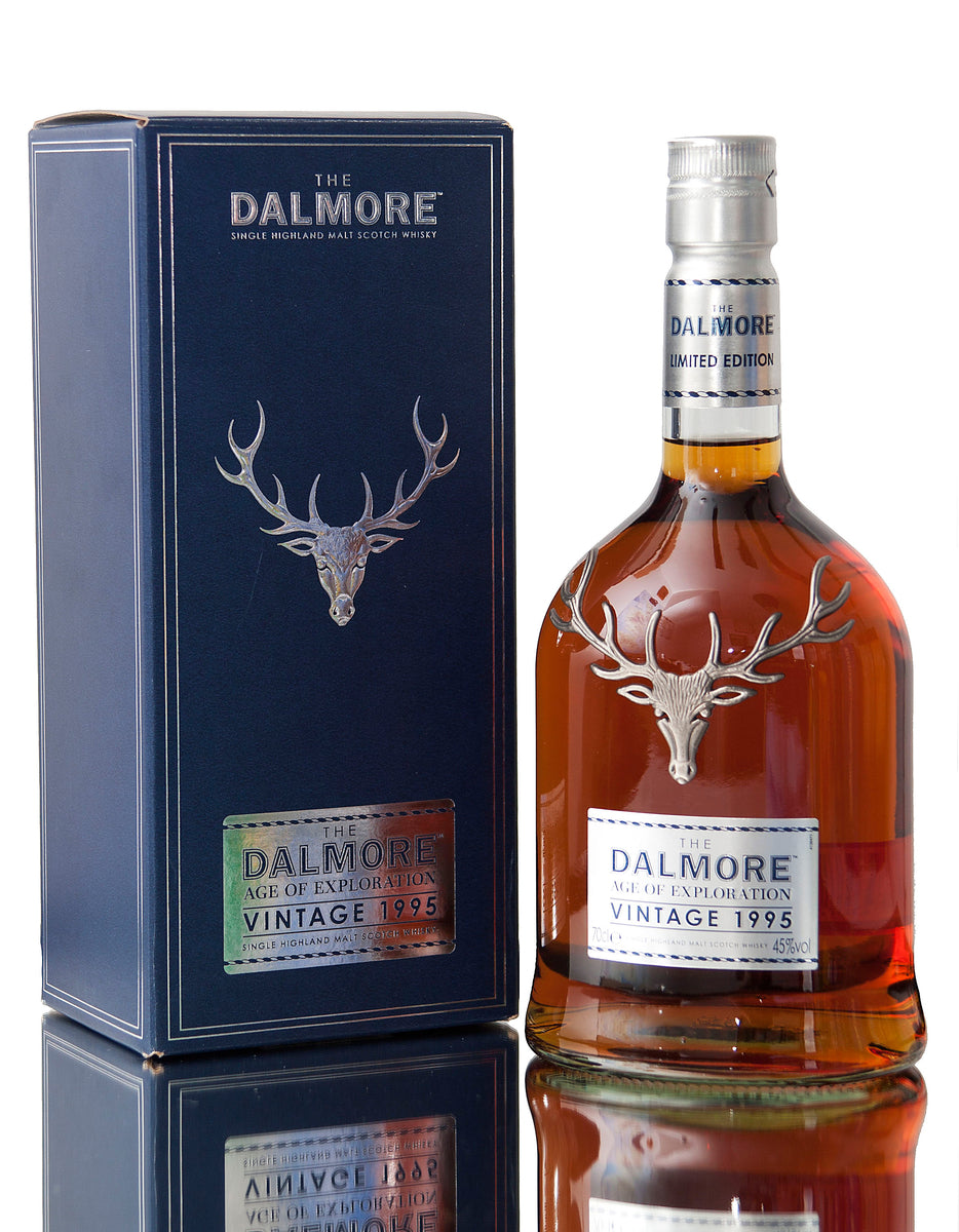 Dalmore Age Of Exploration / Vintage 1995