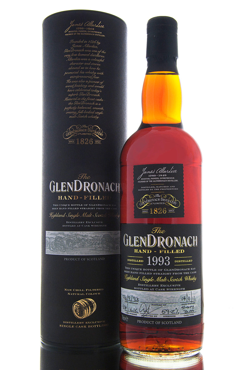 Glendronach 1993 / 19 Year Old / Cask 1616