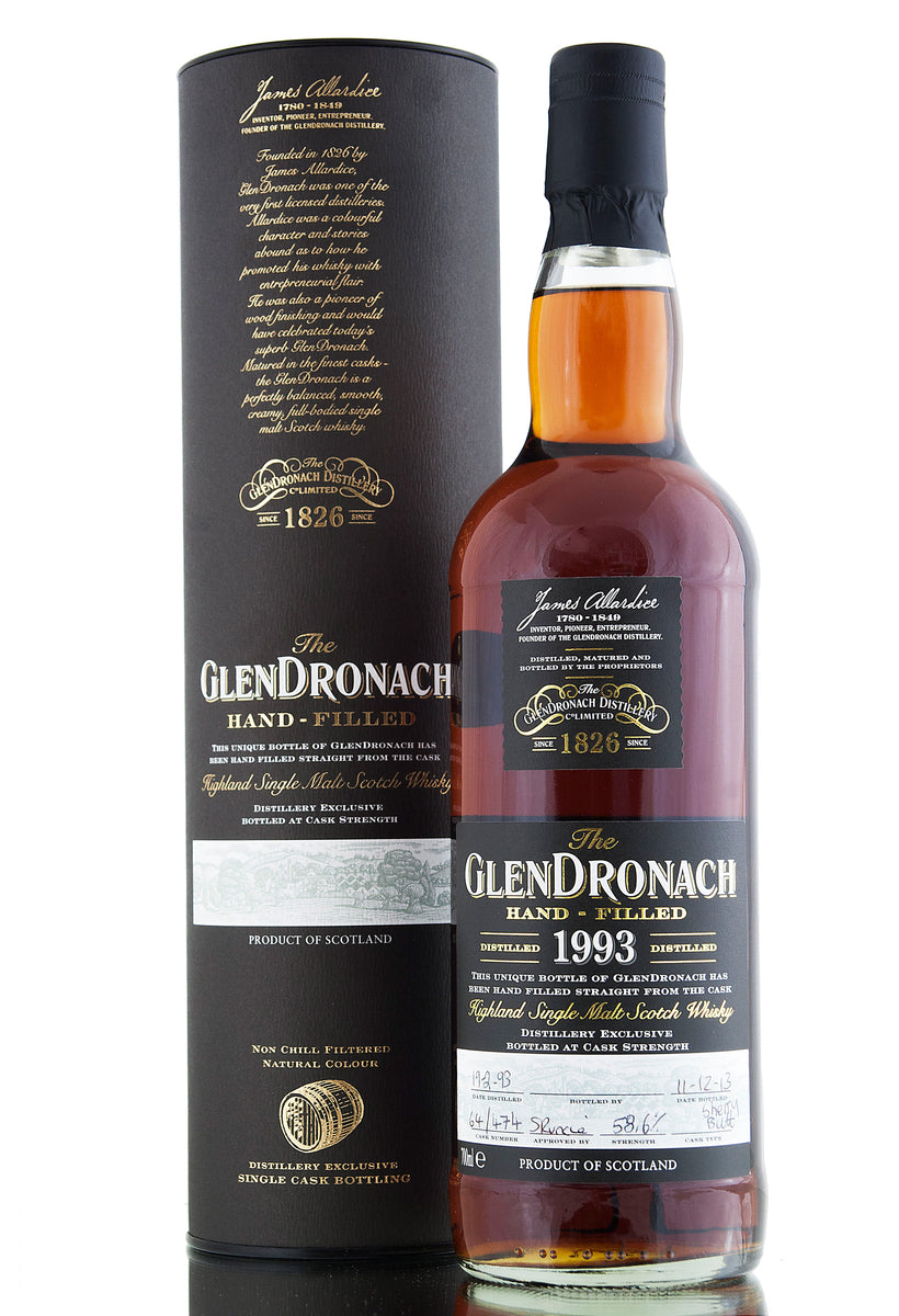 Glendronach 1993 / 20 Year Old / Cask 474
