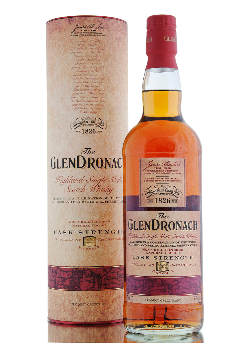 Glendronach Cask Strength / Batch 2