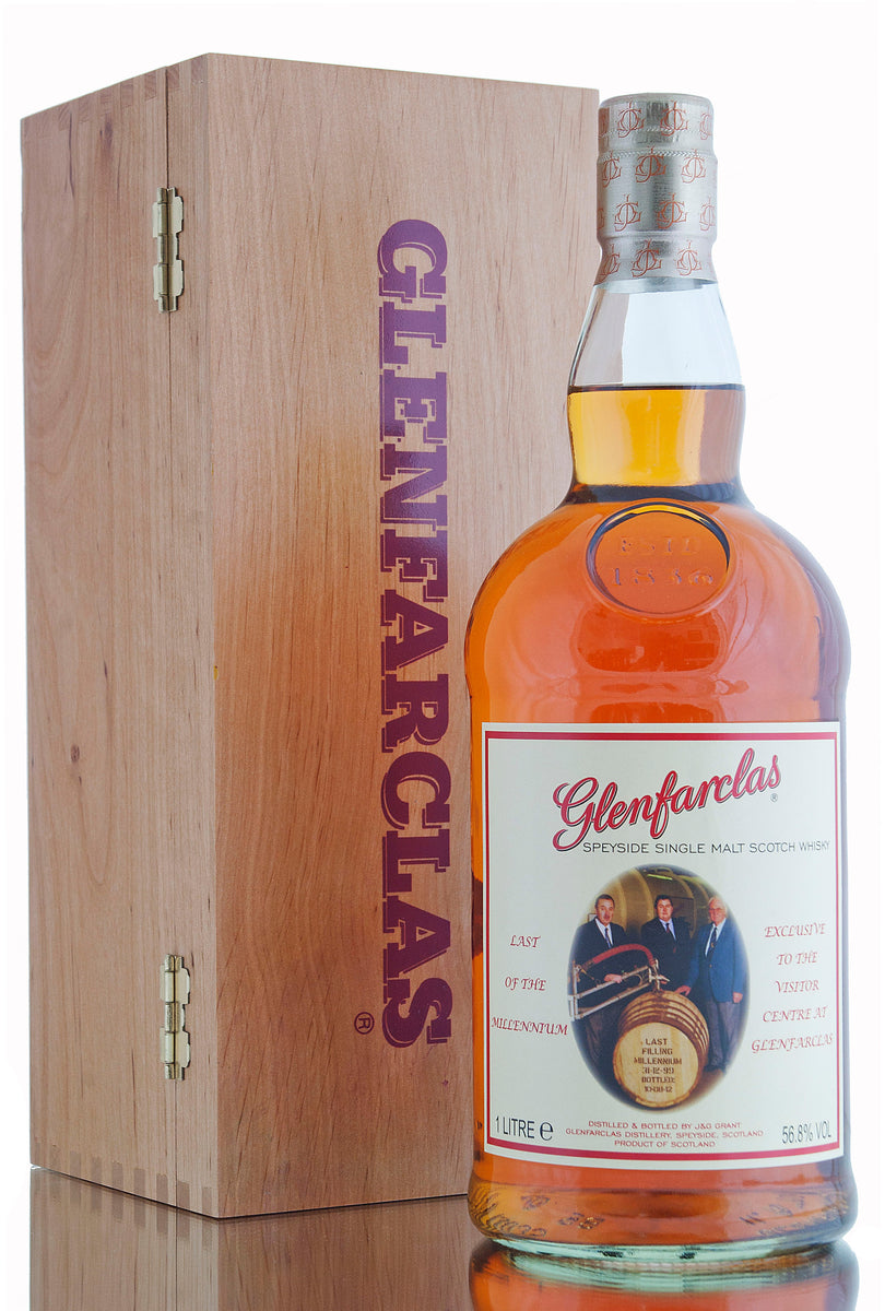 Glenfarclas Last Of The Millennium