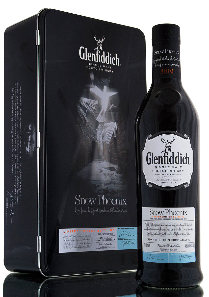 Glenfiddich / Snow Phoenix / Limited Edition