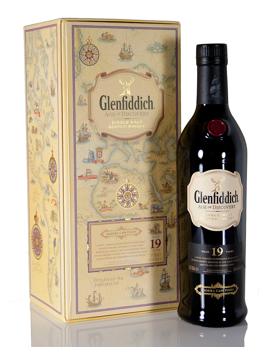 Glenfiddich Age Of Discovery / 19 Year Old