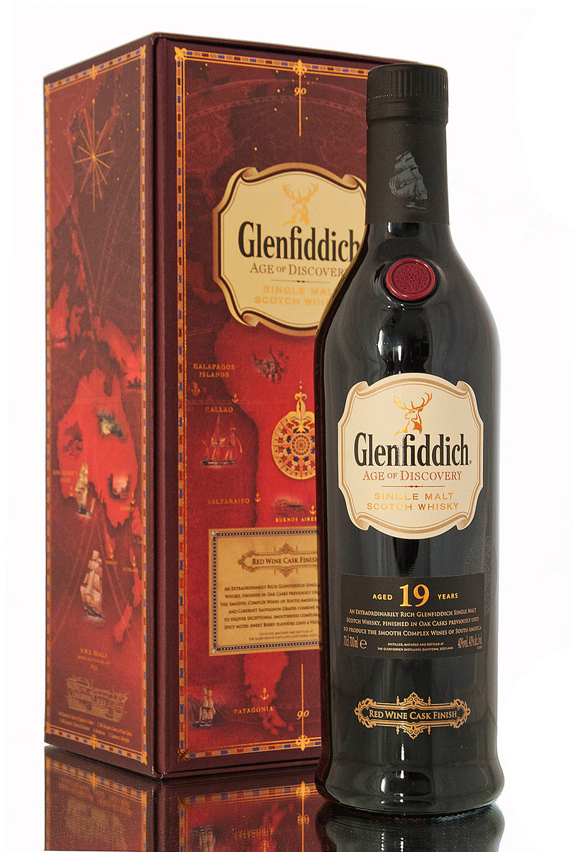 Glenfiddich Age Of Discovery / Red Wine Cask