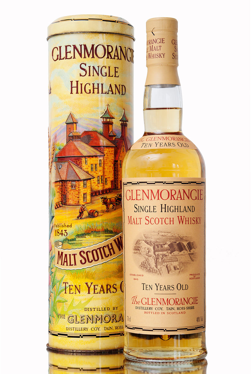 Glenmorangie 10 Year Old / Ian Macleod / Stillman