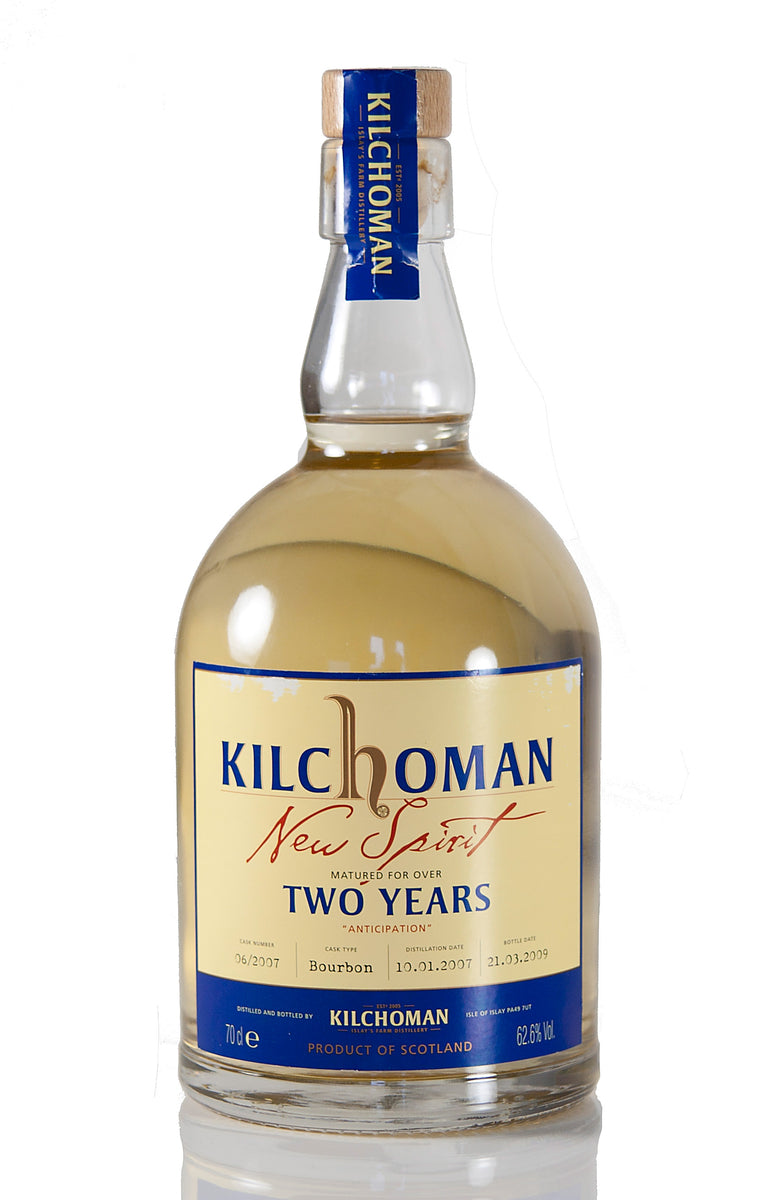 Kilchoman Anticipation Cask 06 2007 / 62.6%