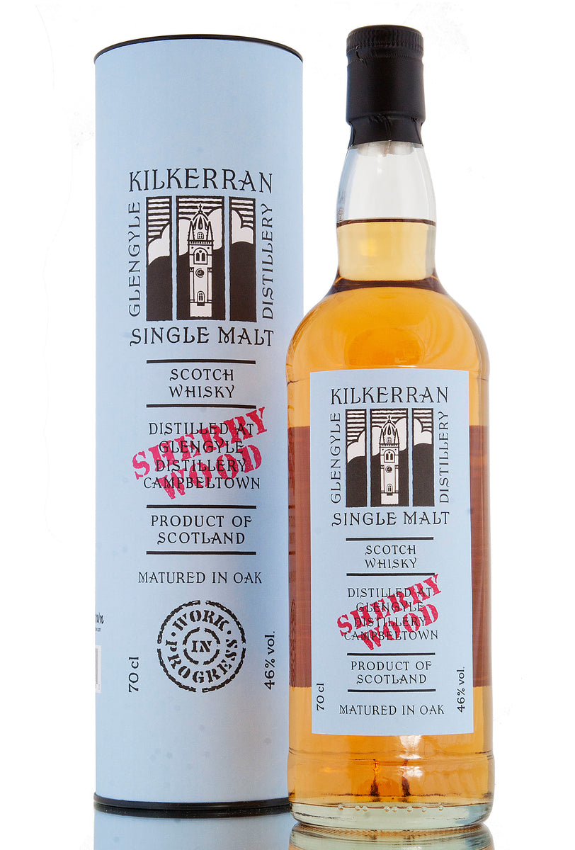 Kilkerran Work In Progress / 5th Release / Sherry Wood