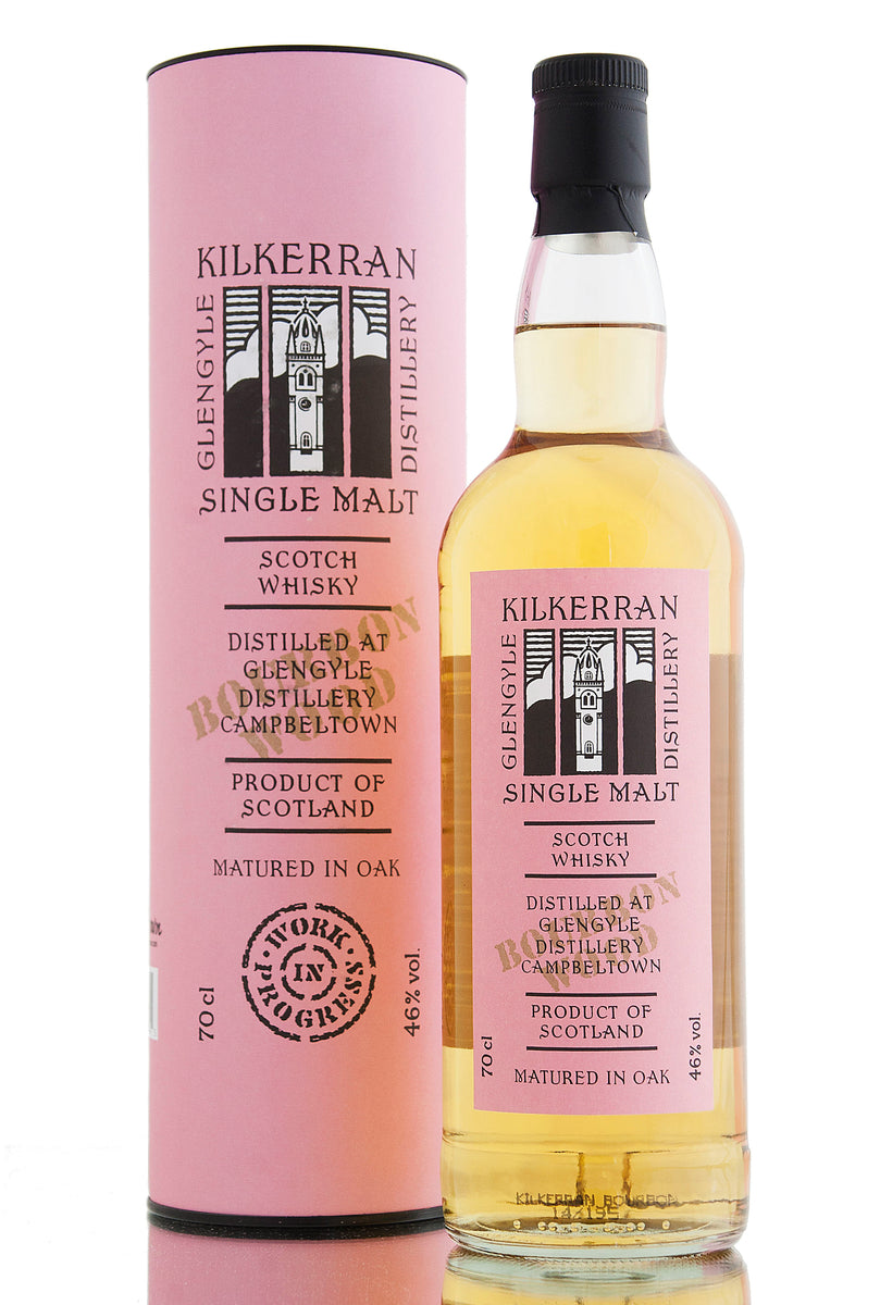 Kilkerran Work In Progress / 6th Release / Bourbon Wood