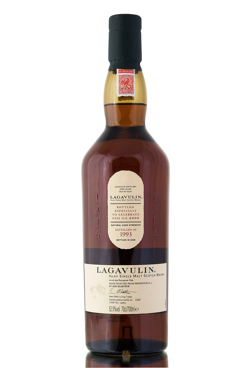 Lagavulin 1993 / Feis Ile 2008 / Single Cask #1403