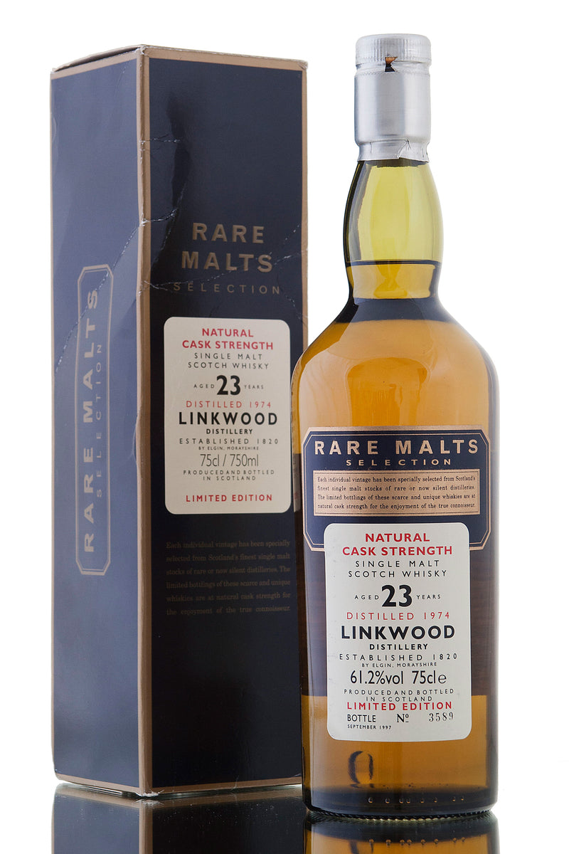 Linkwood 1974, 23 Year Old, Rare Malts, 75cl