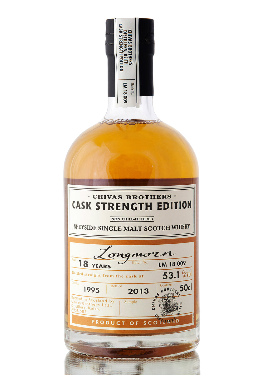 Longmorn 18 Year Old / 1995 / Cask Strength Edition