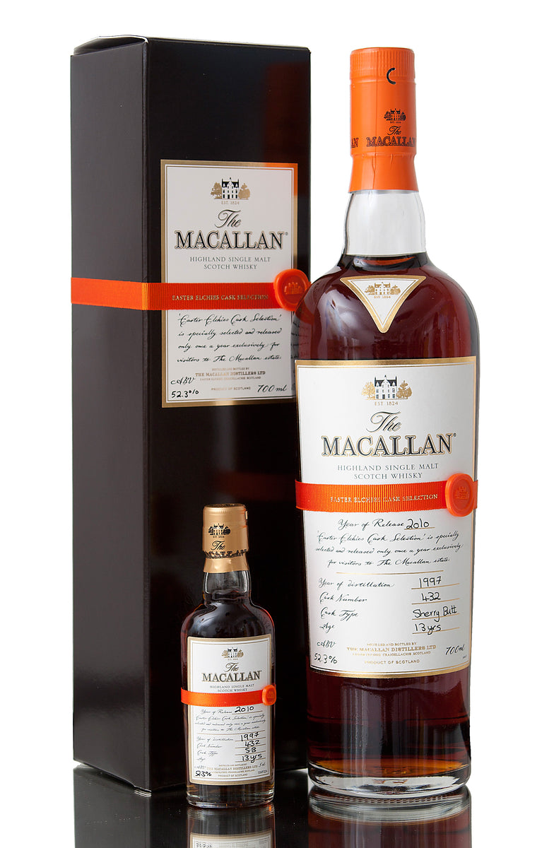 Macallan Easter Elchies 2010 / 13 Year Old
