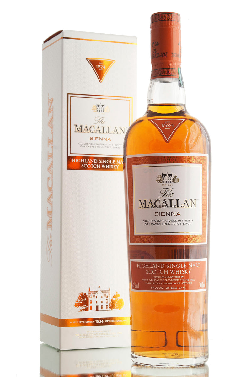 Macallan Sienna / 1824 Series