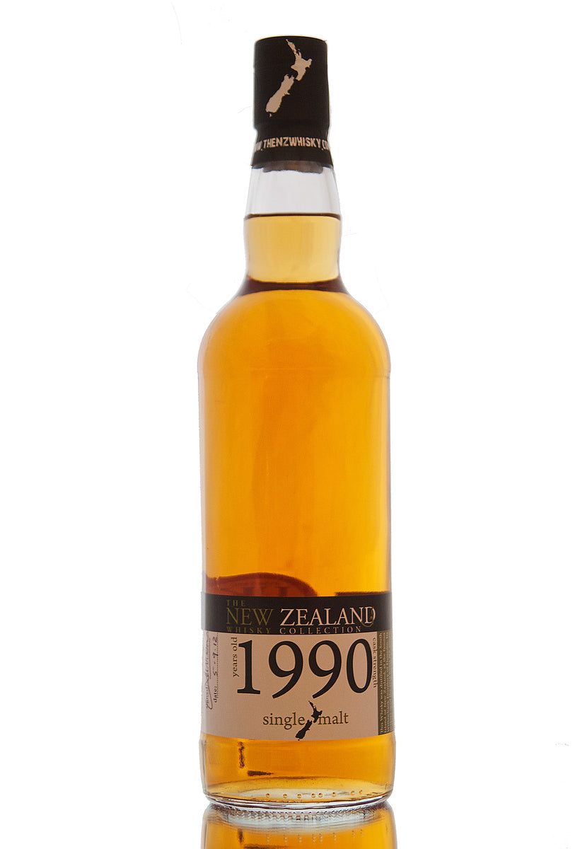New Zealand Single Cask 1990 / 21 Year Old