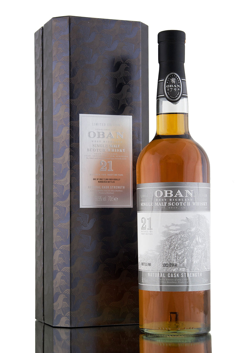 Oban 21 Year Old / 2013 Release